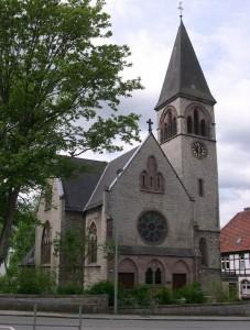 Auferstehungskirche Brakel