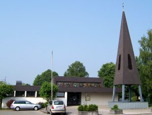 Segenskirche Delbrück