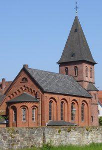 St. Johannis-Kirche Lügde