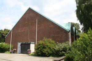 Christus-Kirche Schloß Neuhaus