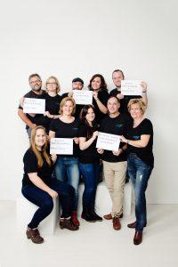 Das Team des Jugendreferats im Evangelischen Kirchenkreis Paderborn. Foto: Juan Zamalea