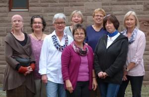 1. Frauen-Frühstücks-Team
