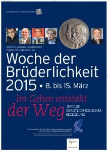 Woche der Brüderlichkeit 2015