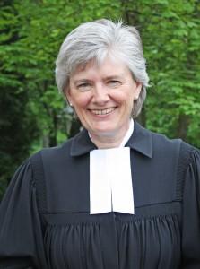 Superintendentin Anke Schröder