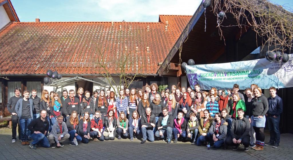 4. evangelische Jugendvollversammlung