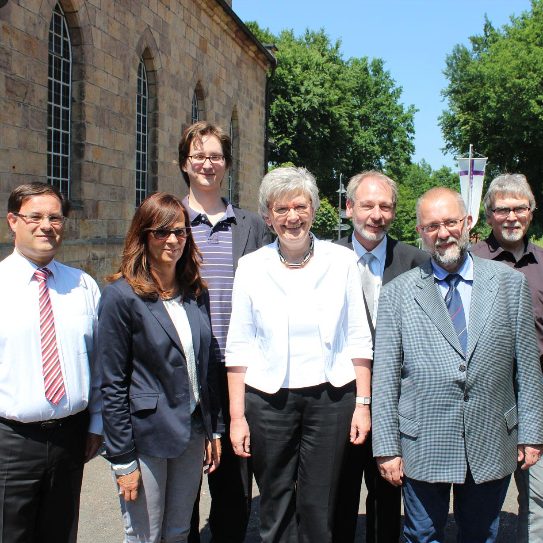 """Kreissynode: """"Der Kirchenkreis ist in Bewegung"""" Superintendentin Anke Schröder geht in den Ruhestand"""