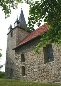 Ev. Kirche Herlingshausen (Foto Sandra Wamers)