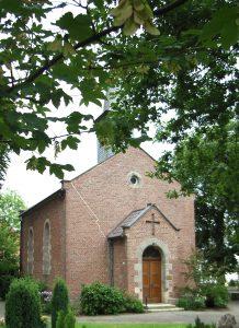 Martin-Luther-Kirche Borgentreich