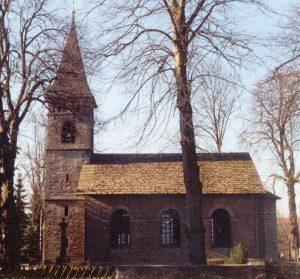 Trinitatiskirche Peckelsheim