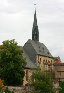 Ev. Kirche Maria im Weinberg Warburg