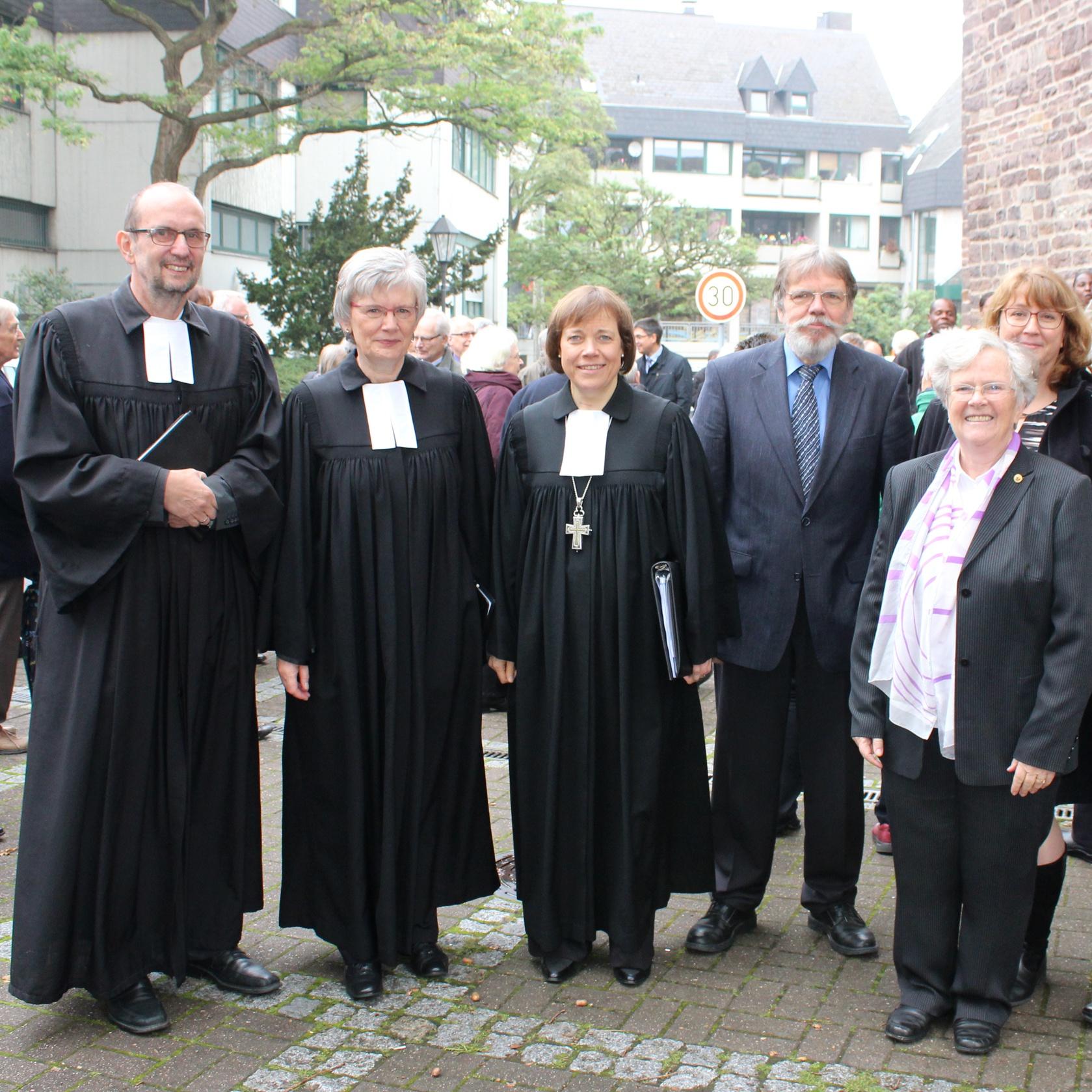 Festlicher Abschluss des Kirchenkreisjubiläums