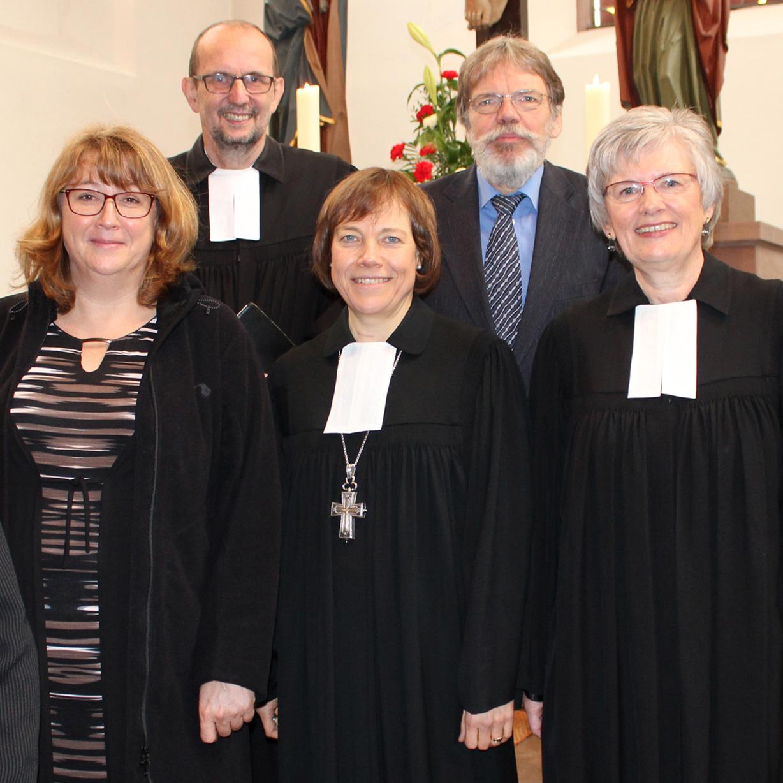 Festlicher Abschluss:  Jubiläum des Evangelischen Kirchenkreises Paderborn