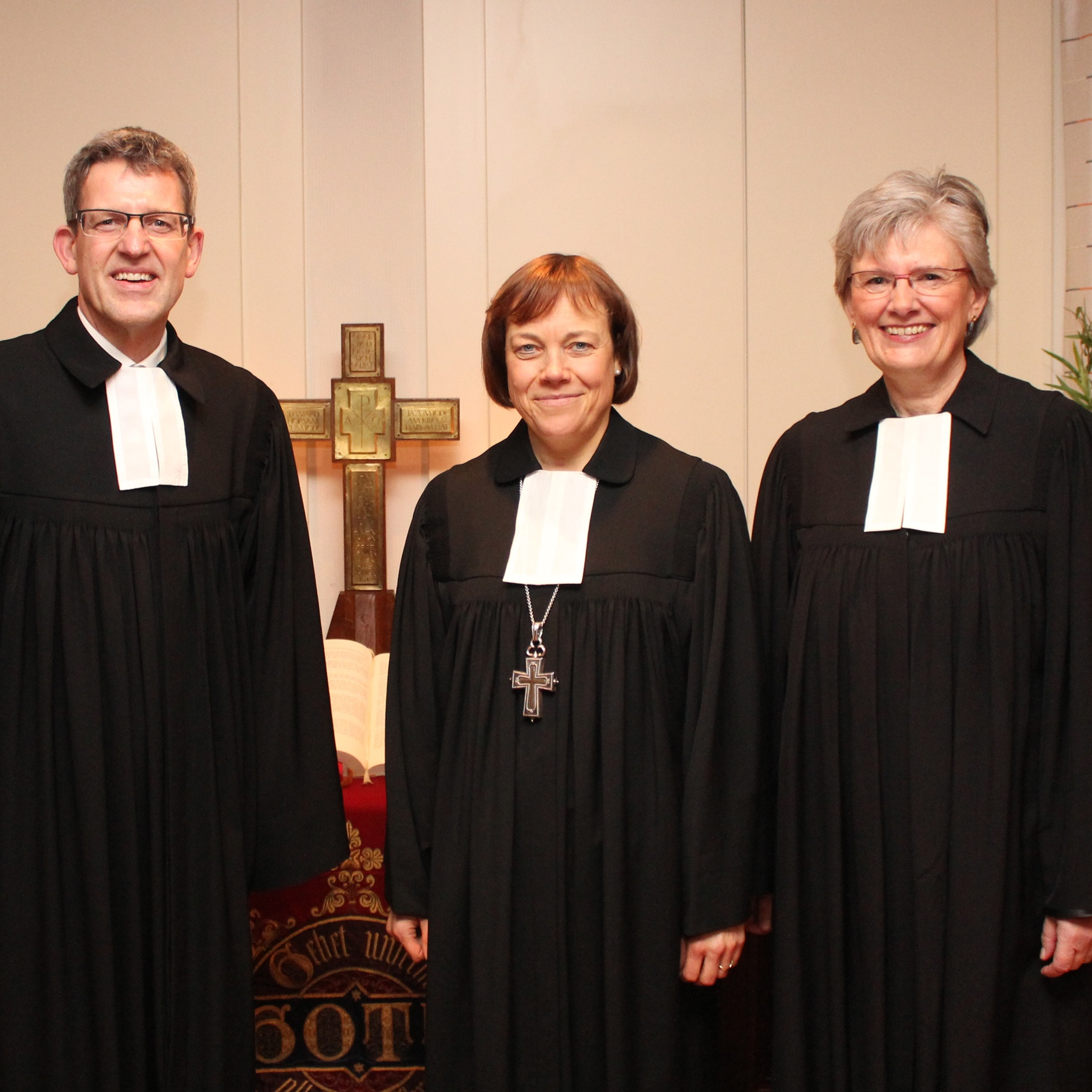ABSCHIED Mit Anke Schröder hat sich Kirchenkreis auf den Weg gemacht