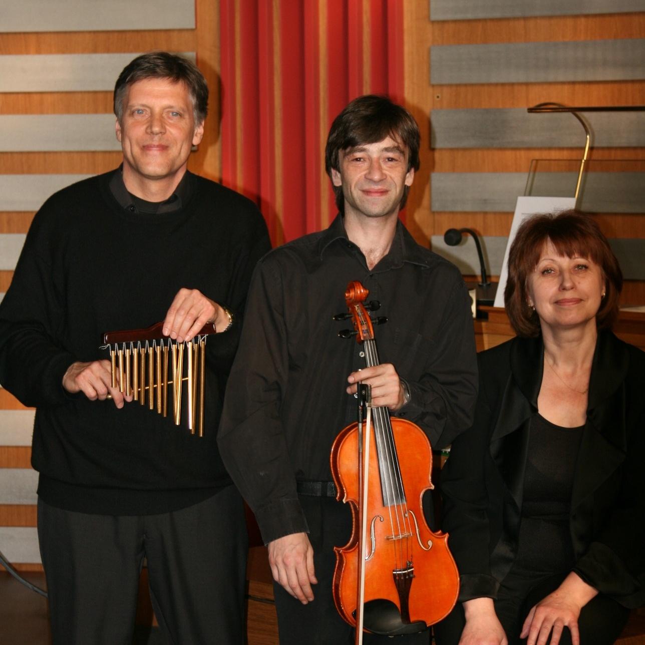"""Neujahrsempfang von """"pro musica"""": Wandelkonzert mit dem """"Trio contemporaneo"""""""