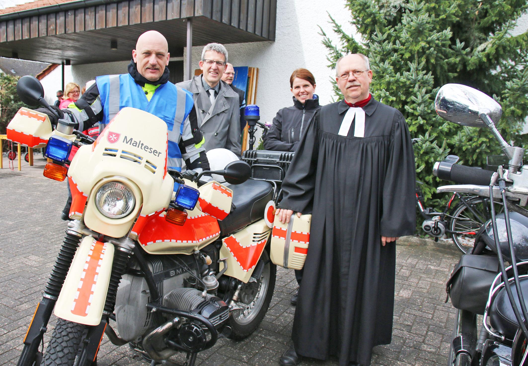Bmw Motorrad Weihnachtsgrüße.Motorrad Gottesdienst Evangelischer Kirchenkreis Paderborn