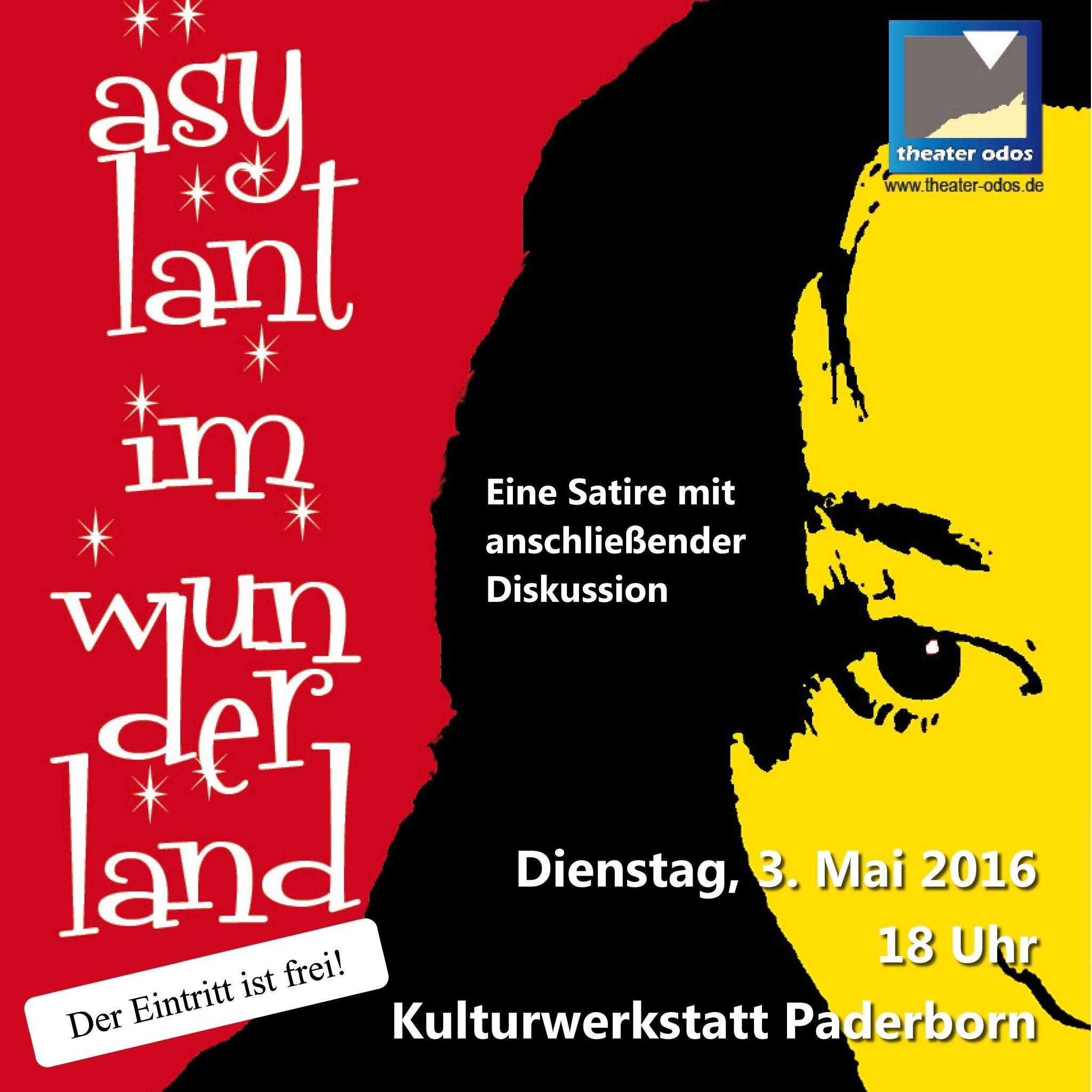 """""""Ankommen in Europa"""": Asylant im Wunderland"""