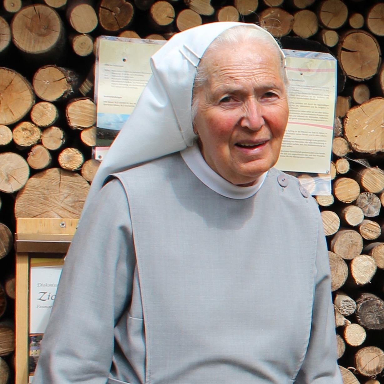 Mitglied der Diakonissen-Kommunität Zionsberg verstorben Trauer um Schwester Dagmar Jessen