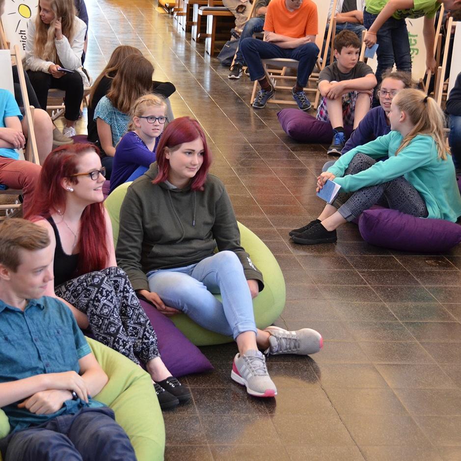 Jugendgottesdienst in Beverungen Gemeinsam chillen