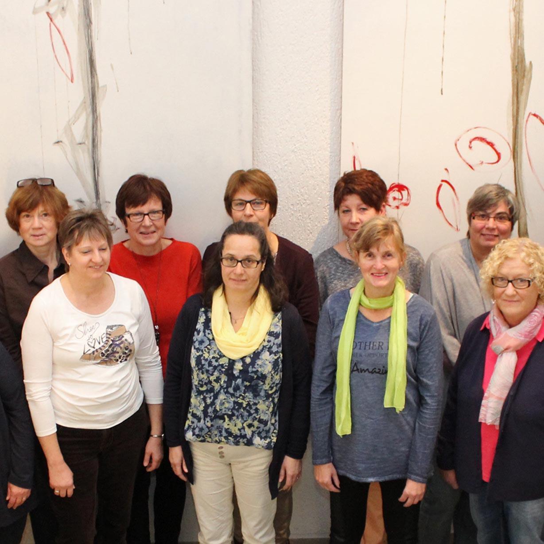 Mitarbeitende von Gemeinden und Kreiskirchenamt geschult EDV-Fortbildung zum kirchlichen Meldewesen