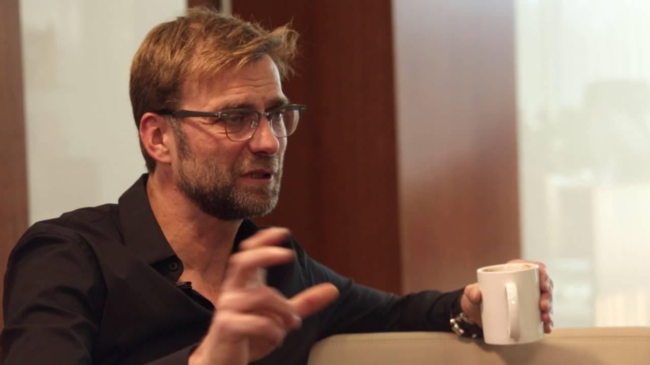 Jürgen Klopp Reformationsbotschafter Jürgen Klopp im Interview