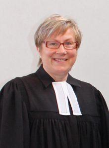 Pfarrerin Astrid Neumann
