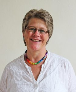 Pfarrerin Sabine Sarpe