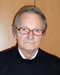Trauer um Pfarrer i. R. Helmut Gusella. FOTO: EKP-ARCHIV