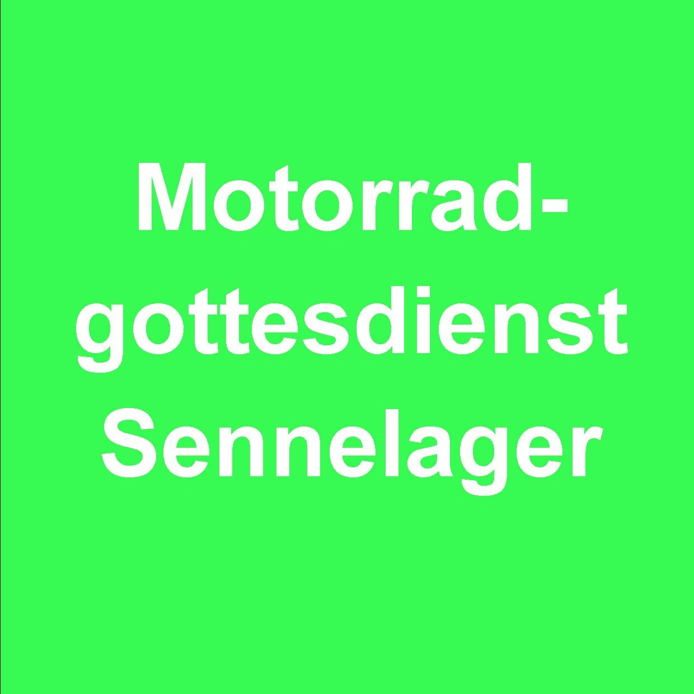 Am 9. April in Sennelager Motorradgottesdienst zum Saisonbeginn