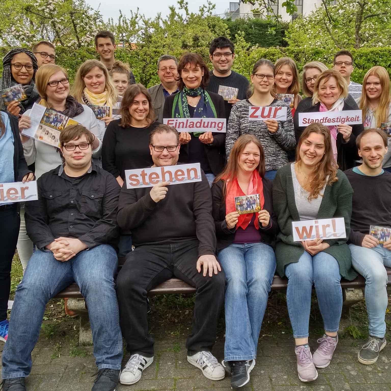 Semesterprogramm der Evangelischen Studierendengemeinde 500 Jahre Reformation wird auch in der ESG gefeiert