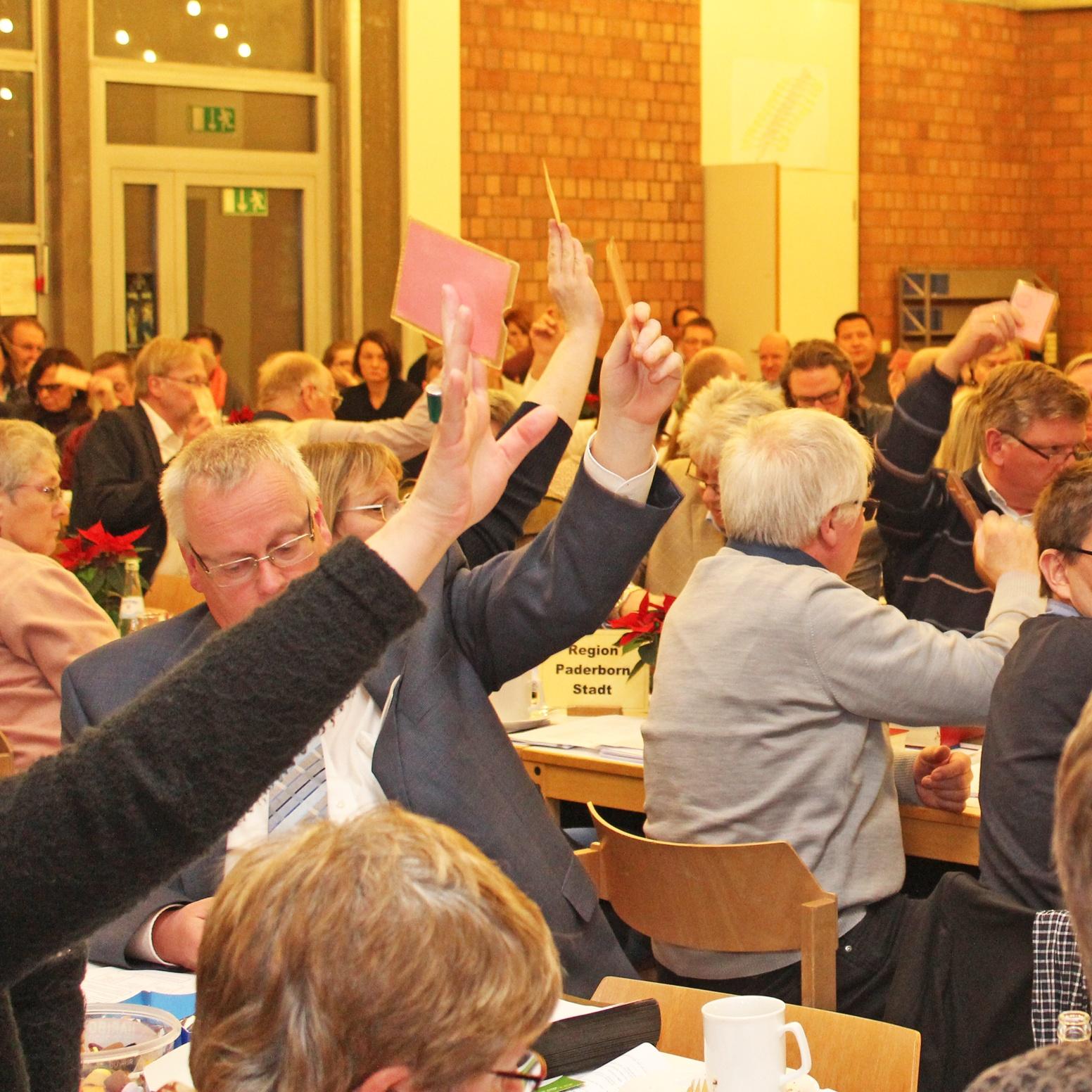 Evangelischer Kirchenkreis Paderborn tagt in Warburg-Herlinghausen Kreissynode am 9. Juni vertritt 80.000 Protestanten