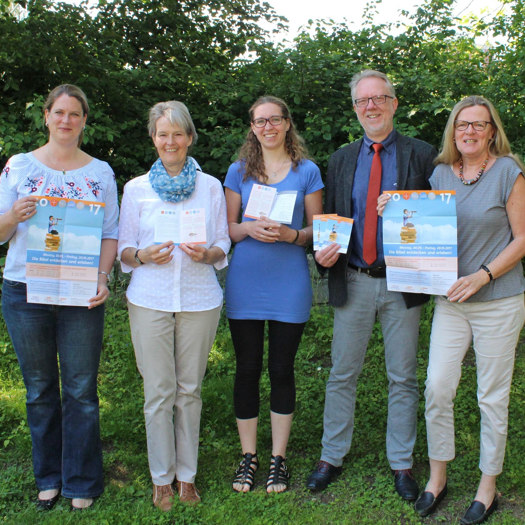 Die Bibel zu neuem Leben erwecken Weimarer Kinderbibel in Paderborn
