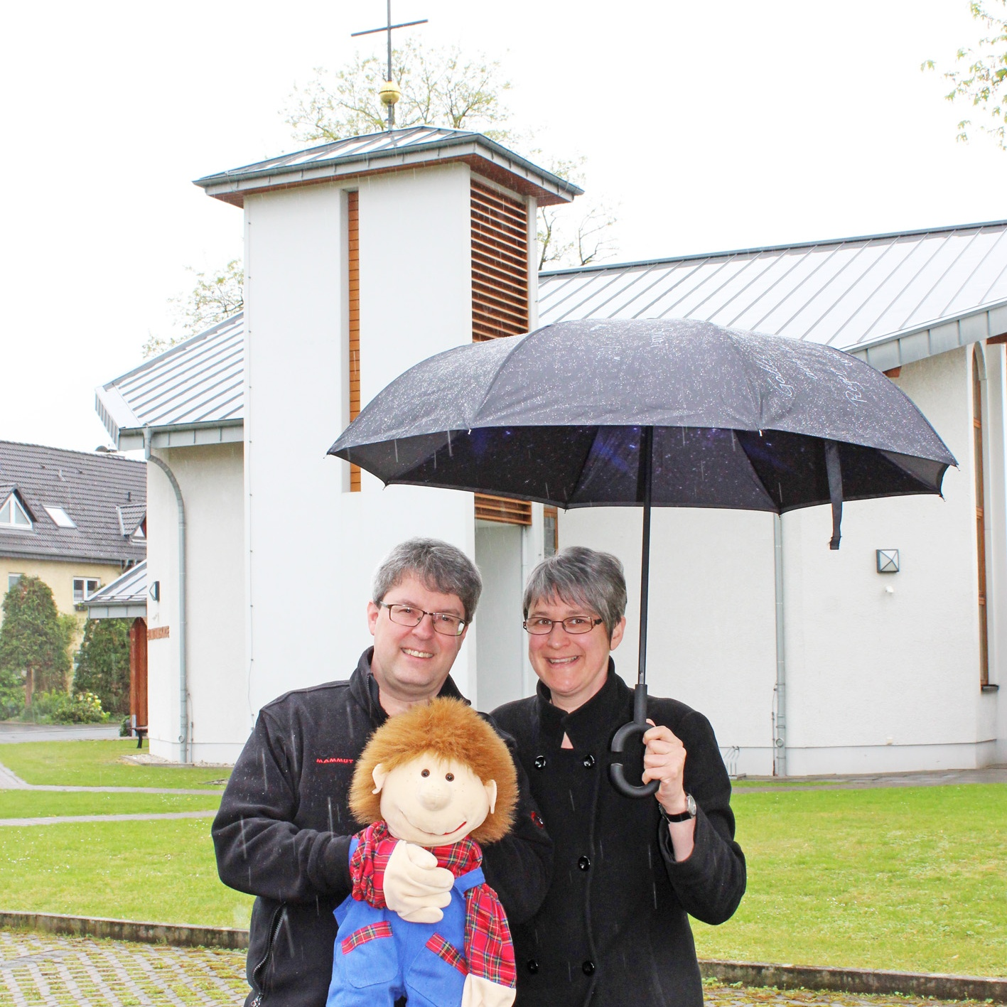 Neu im Matthäus-Bezirk: Pfarrehepaar Daniela und Thomas Walter Gutes bewahren und gemeinsam Neues entwickeln