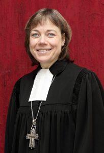Präses Annette Kurschus, Evangelische Kirche von Westfalen