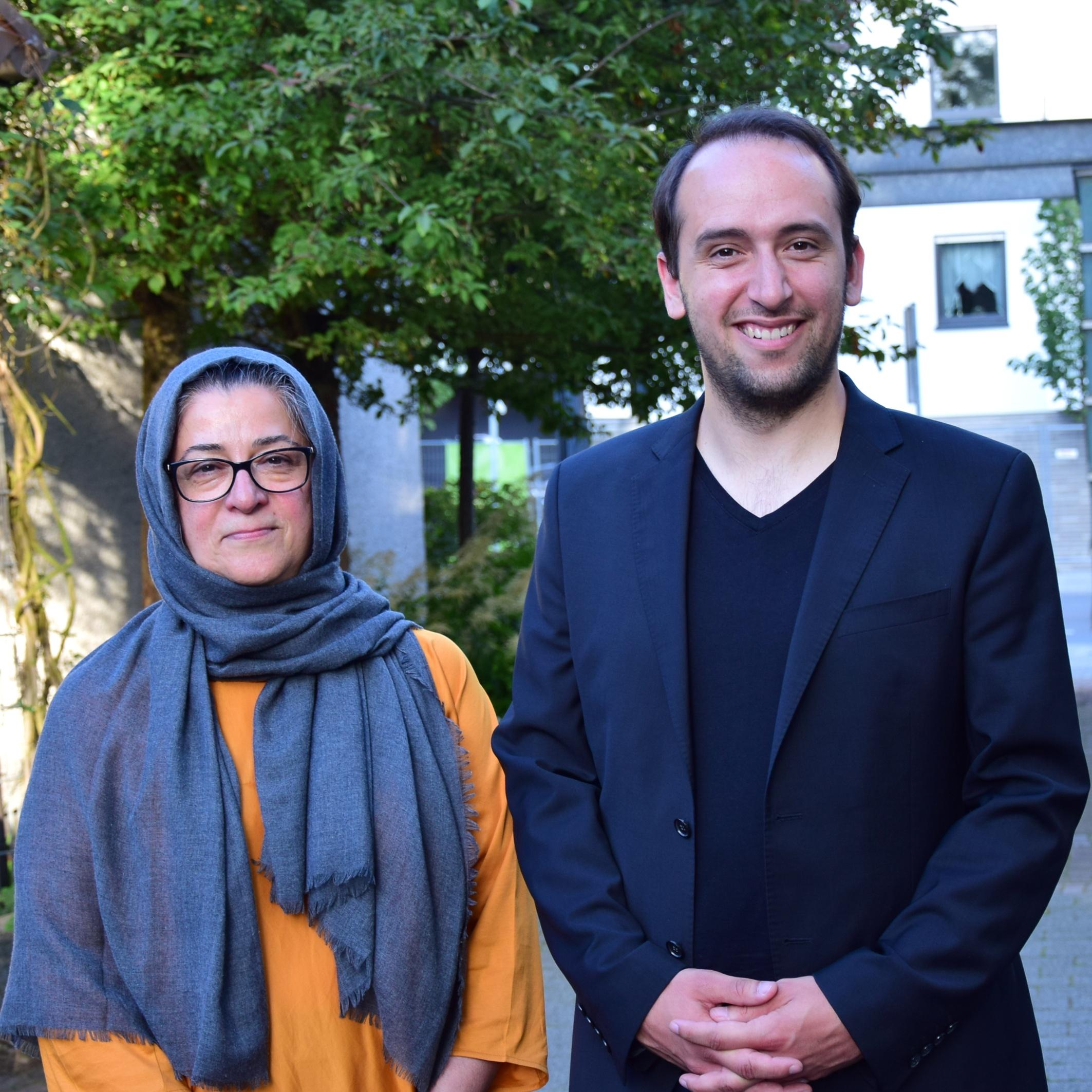 """""""Einfach frei"""": Vortrag von Hamideh Mohagheghi Braucht der Islam eine Reformation?"""
