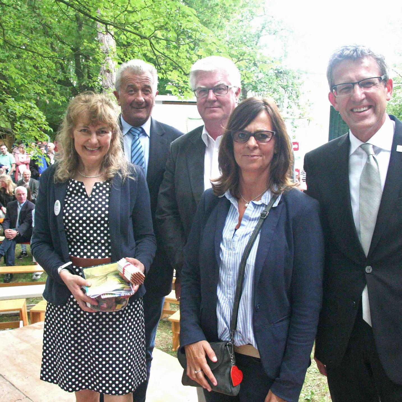 """50 Jahre Familienzentrum """"Arche"""" in Warburg Glückwünsche von allen Seiten"""