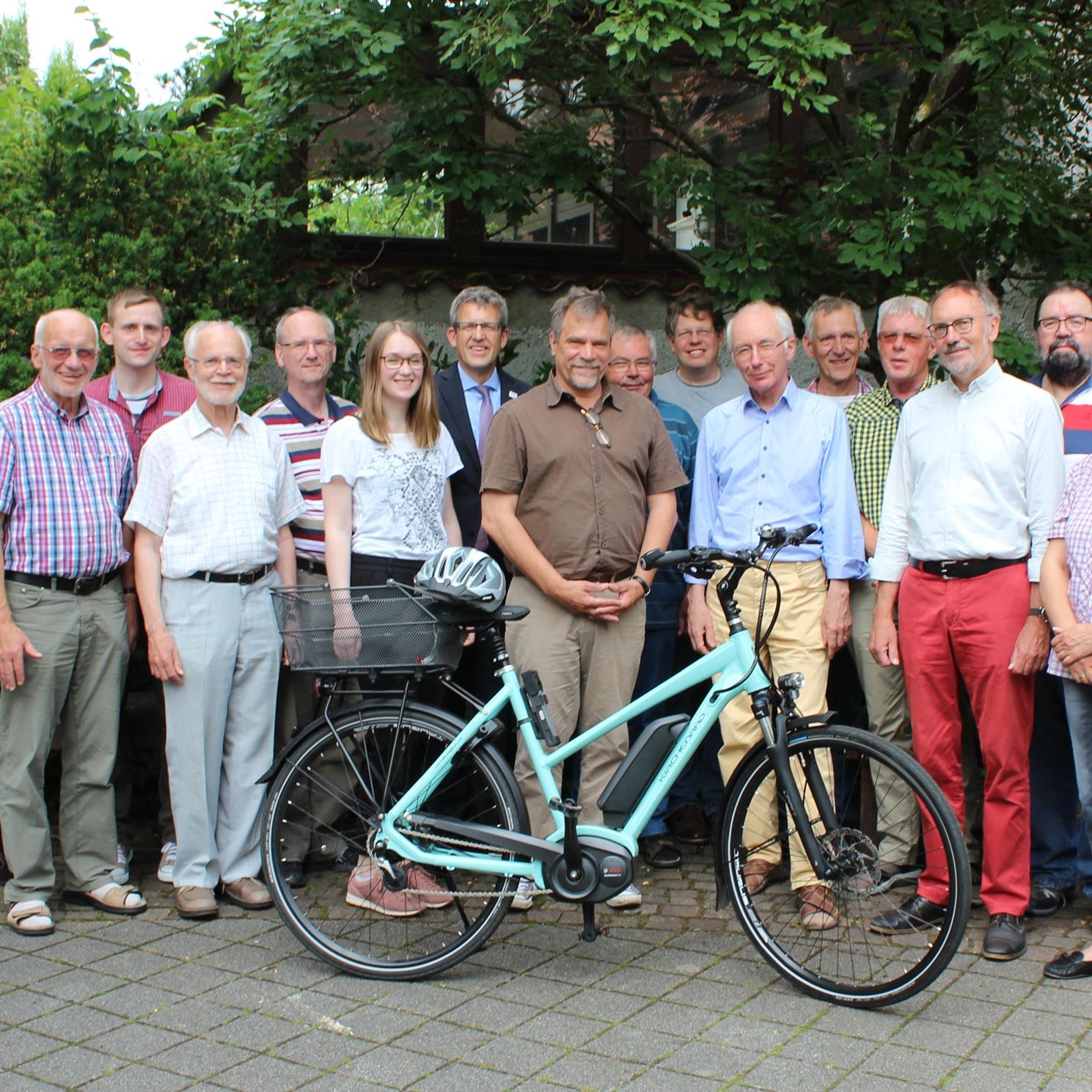 Umweltbeauftragte besuchten Landesgartenschau Artenvielfalt stand im Zentrum des Treffens