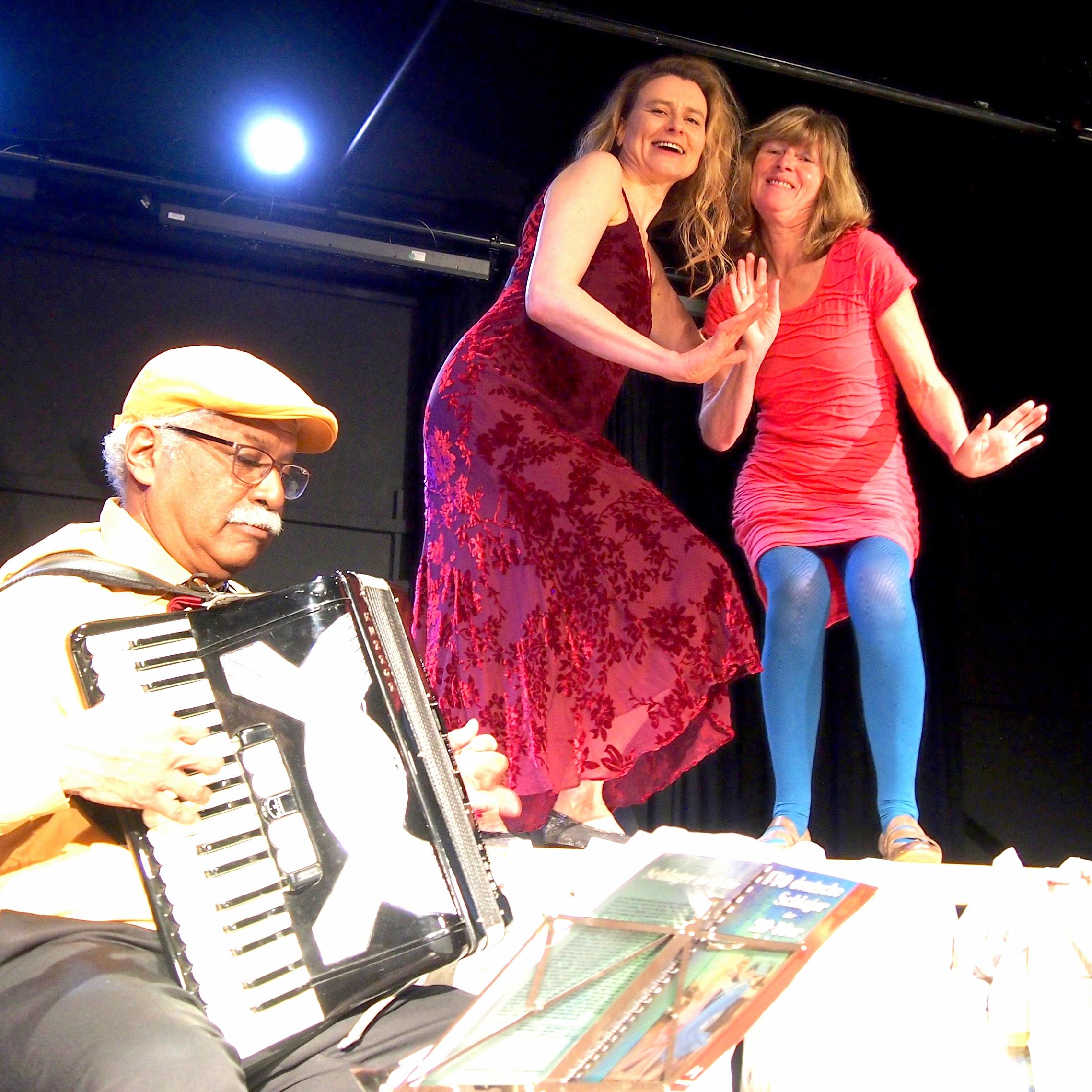 """Riemeke-Aktion im St. Johannisstift """"Ich lebe in einem wilden Wirbel"""" – Szenische Lesung mit Musik"""
