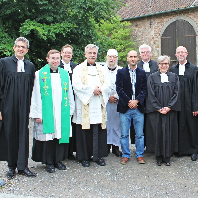 LUTHER-FEST begeistert und stärkt die Ökumene Kirche fröhlich und lebendig gemeinsam erneuern