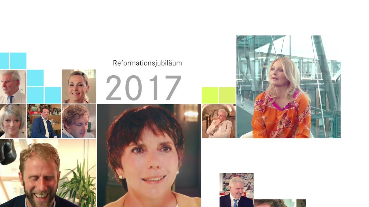 "Reformationsjubiläum 2017 Themenvideo ""Erfahrungsraum Kirche"""
