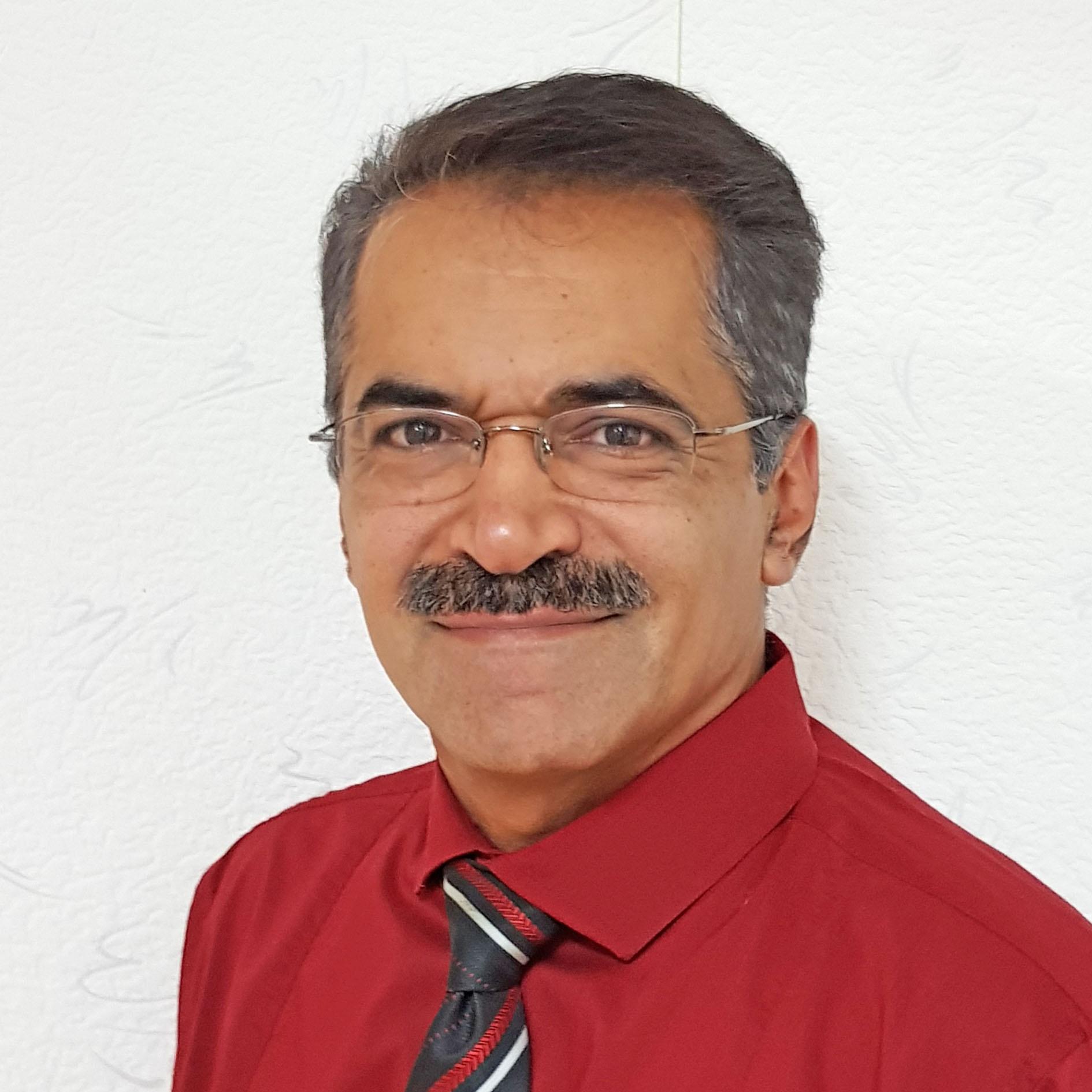 """Projekt """"Seelsorge für persischsprachige Christen"""" beginnt Einführung von Pastor Mehrdad Sepehri Fard"""
