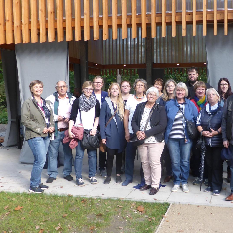 Dank an Ehrenamtliche der Schulmaterialienkammer Paderborn Besuch auf der Landesgartenschau
