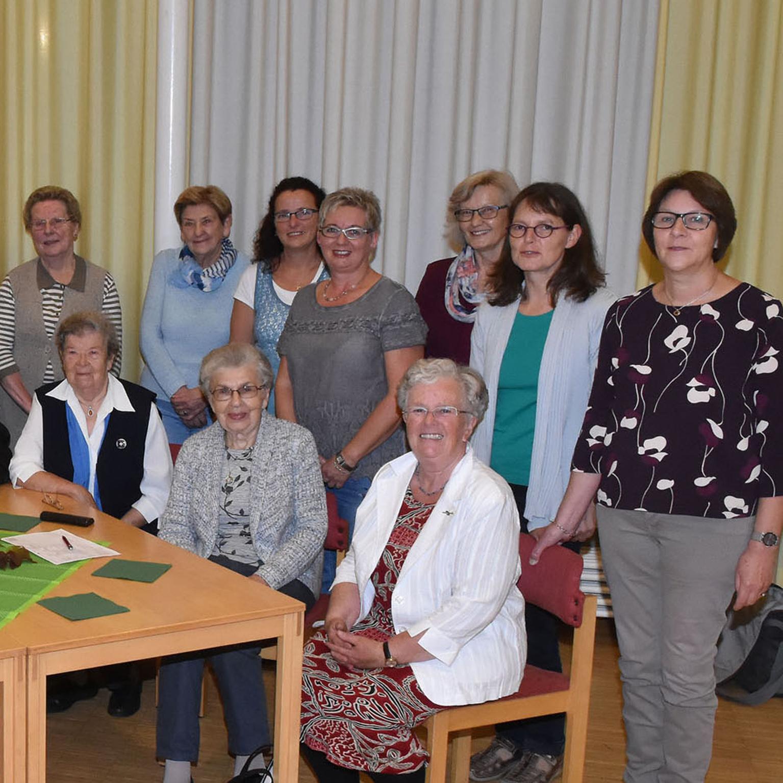 Steinheimer Frauenhilfe feierte 90-jähriges Bestehen Einsatz für Frauen in Notlagen