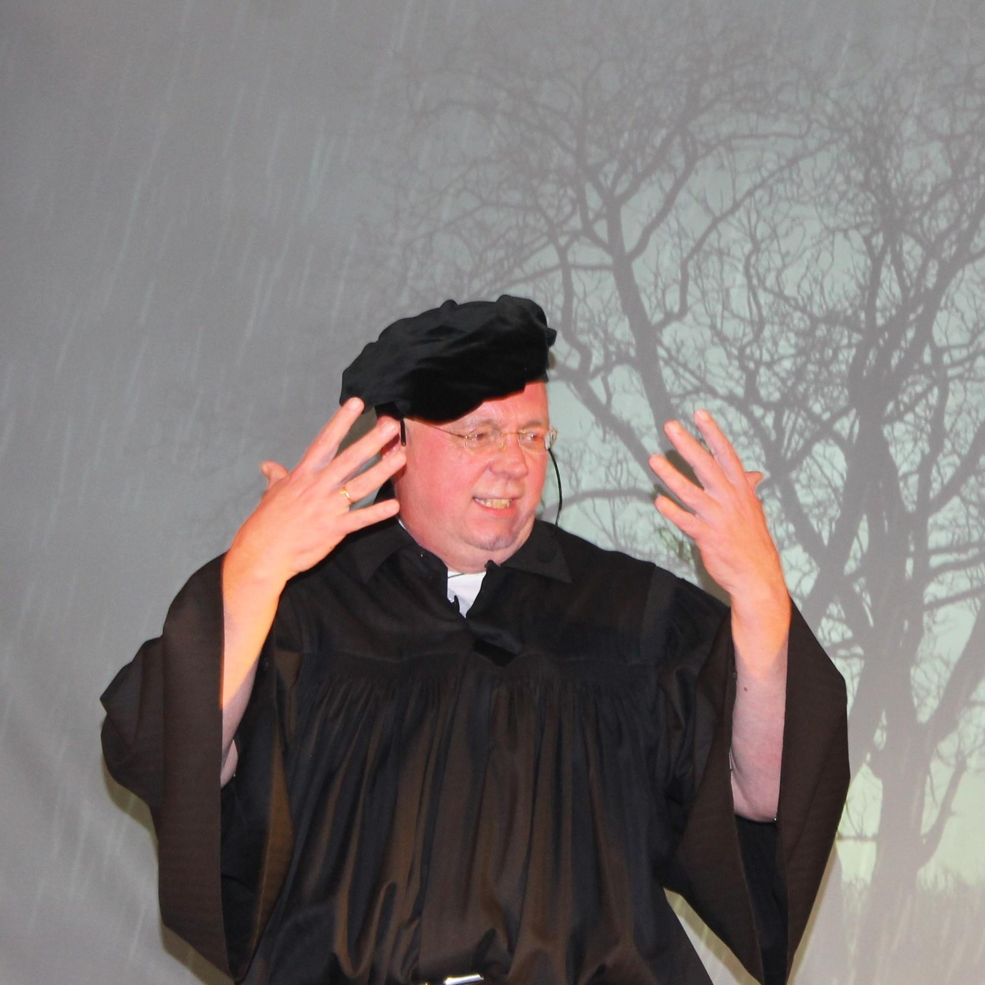 "Musical 700 Zuschauer sehen Luthers Leben ""Großer Moment in der Weltgeschichte"""