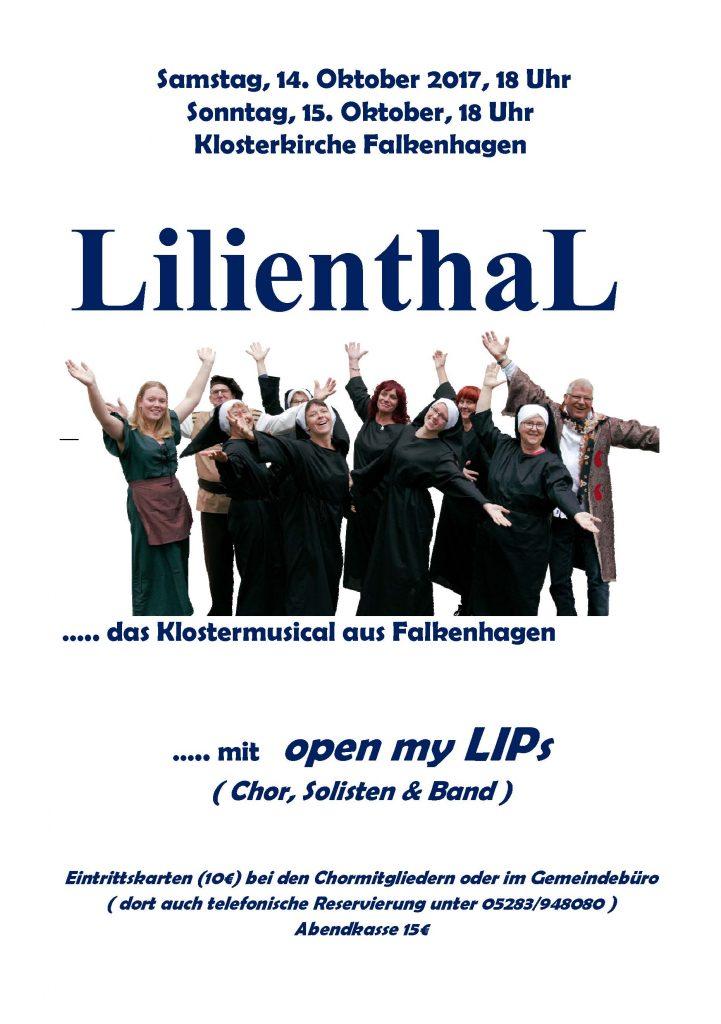 lilienthal - das musical
