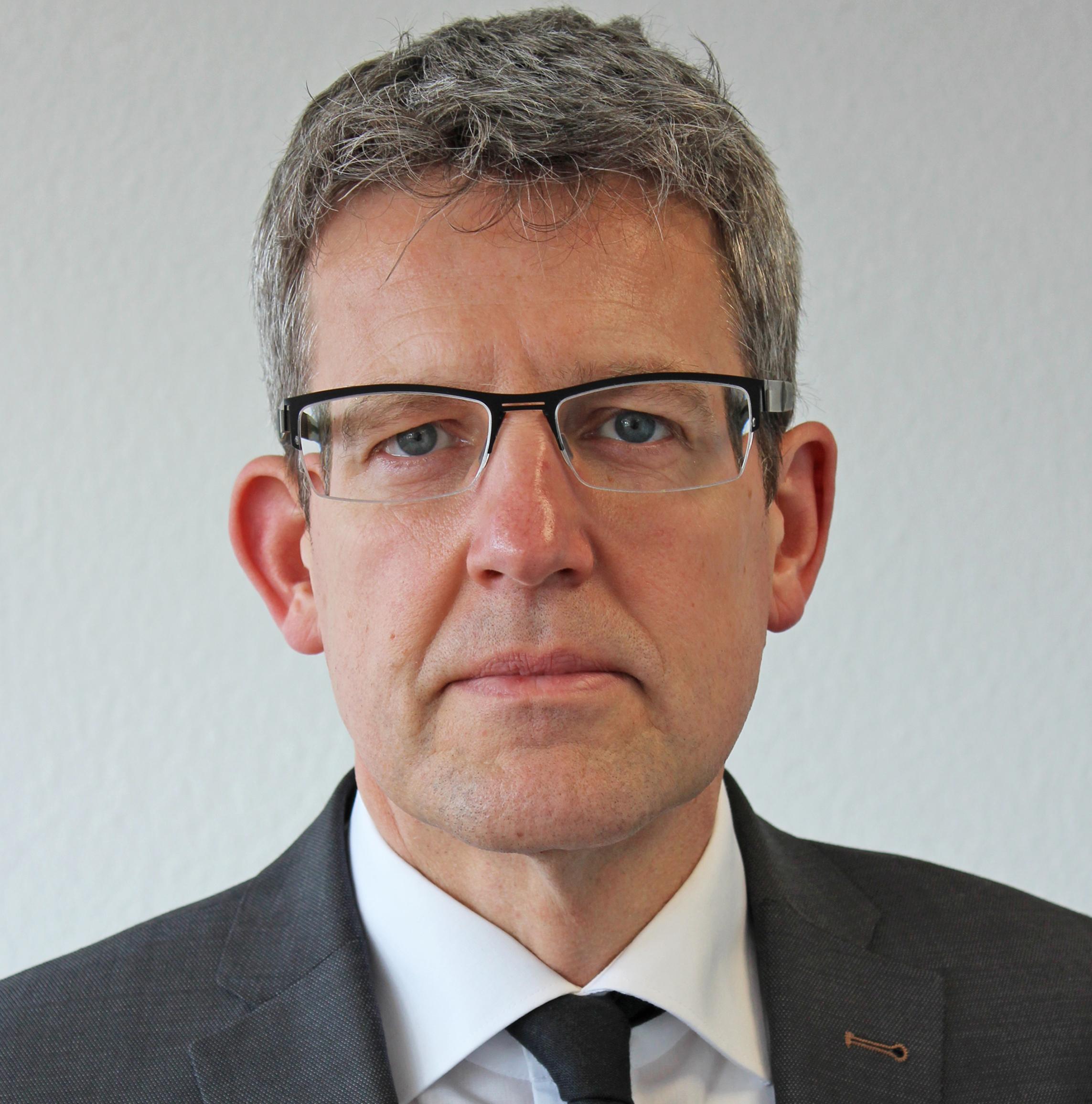 Superintendent V. Neuhoff Volkstrauertag