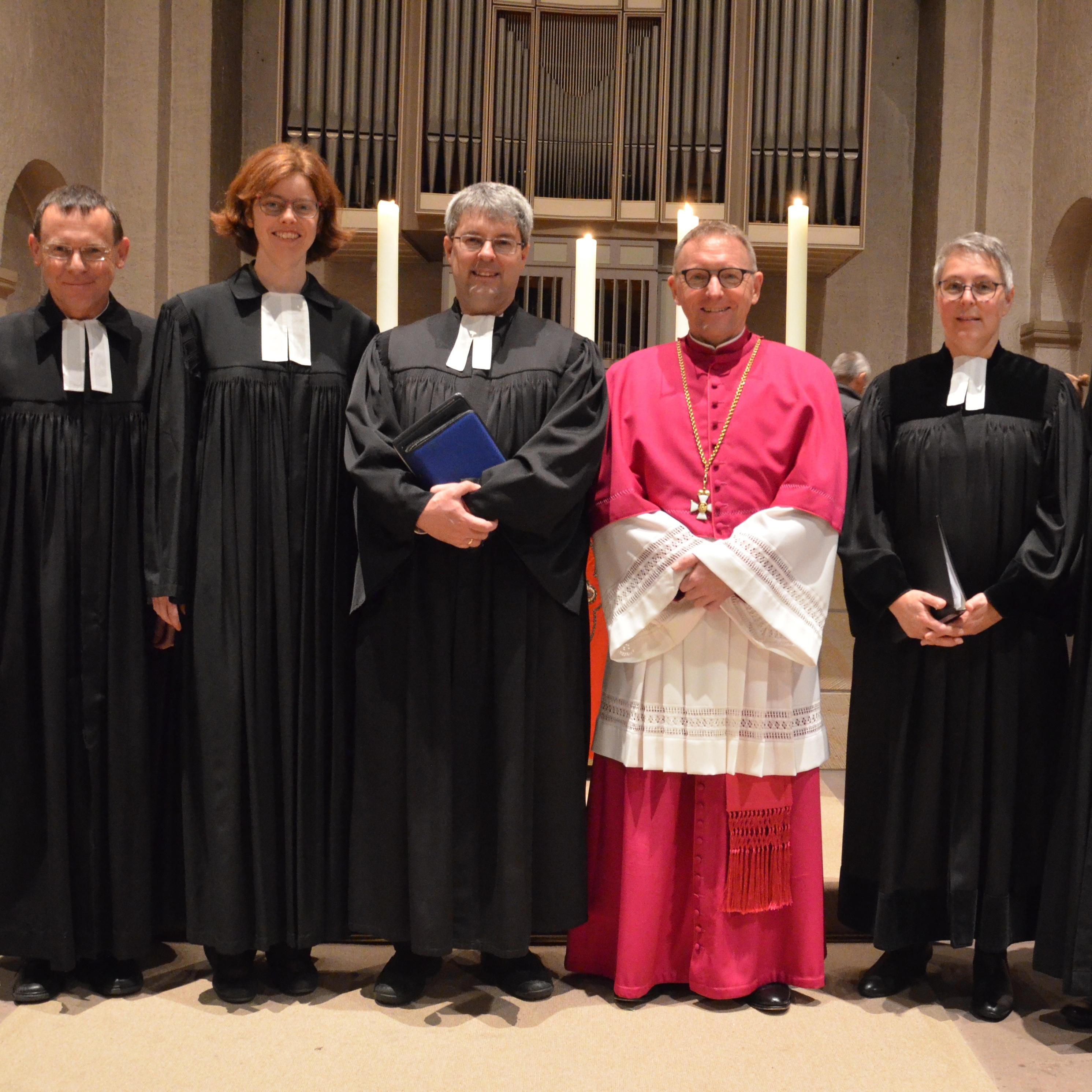 """Ökumenische Vesper am Reformationstag """"Zur Freiheit hat uns Christus befreit"""""""