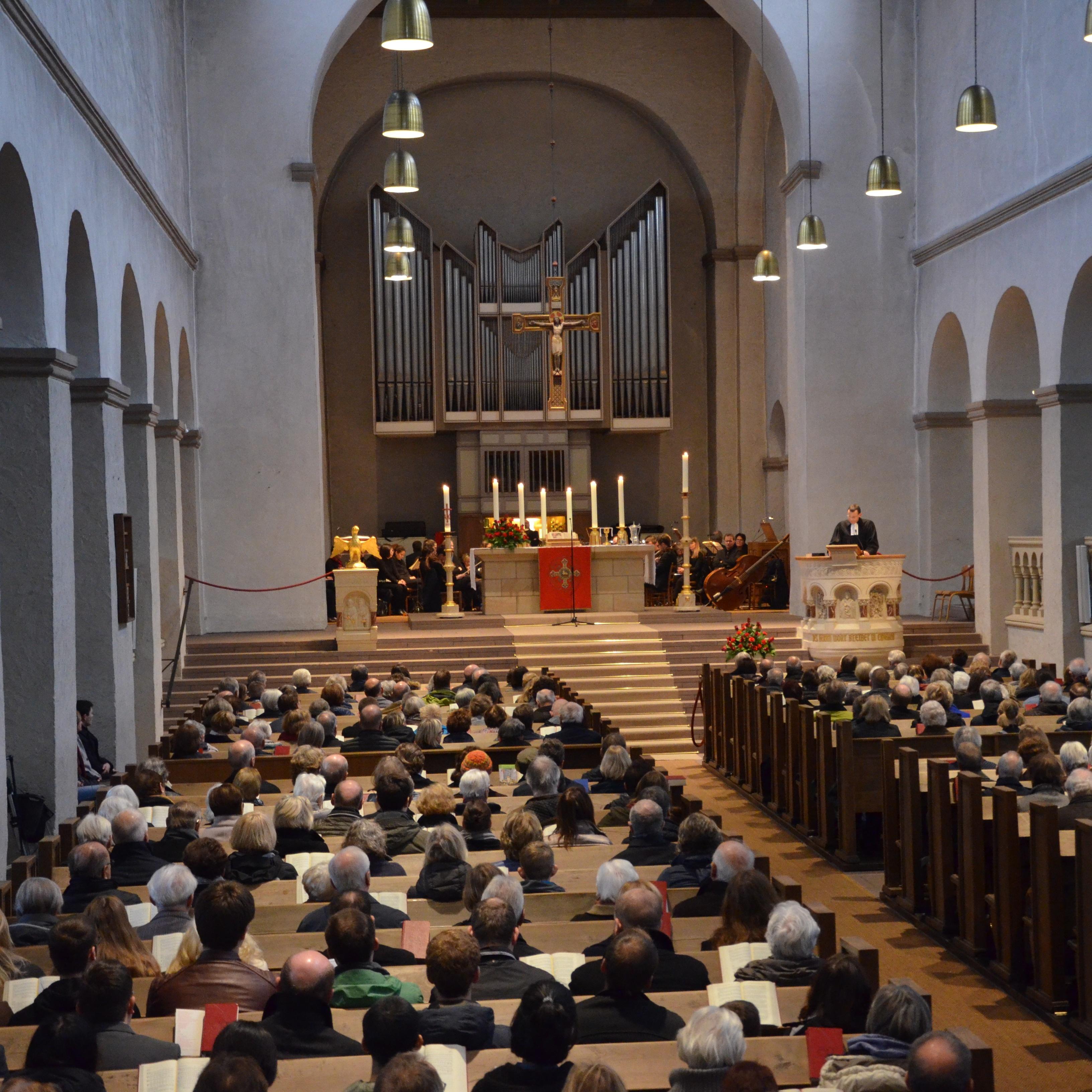 Reformationsfest am Abdinghof Lutherische Erkenntnisse bleiben bedeutend