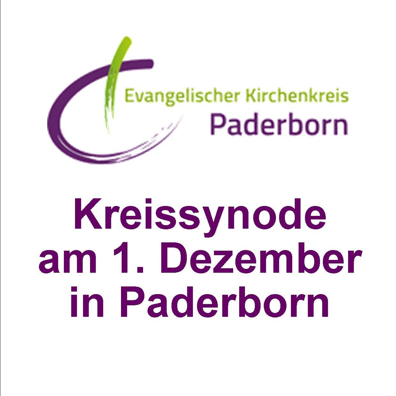 Berichte, Haushaltspläne und Wahlen sind Themen Synode des Evangelischen Kirchenkreises Paderborn