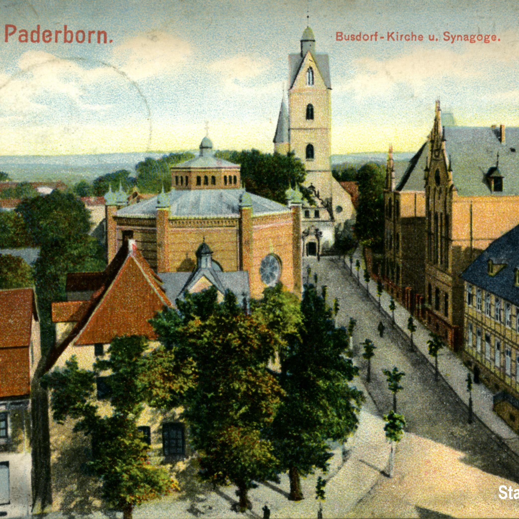 80 Jahre Pogromnacht Gedenkwoche ist in Planung