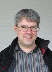 Pfarrer Thomas Walter, Matthäus-Pfarrbezirk der Evangelisch-Lutherischen Kirchengemeinde Paderborn